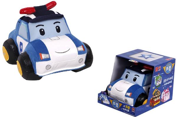 Робокар Поли: Мягкая игрушка Поли - Gulliver