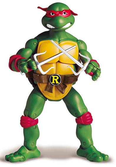 Черепашки Ниндзя: Рафаэль Классическая серия, фигурка 15 см - Playmates Toys