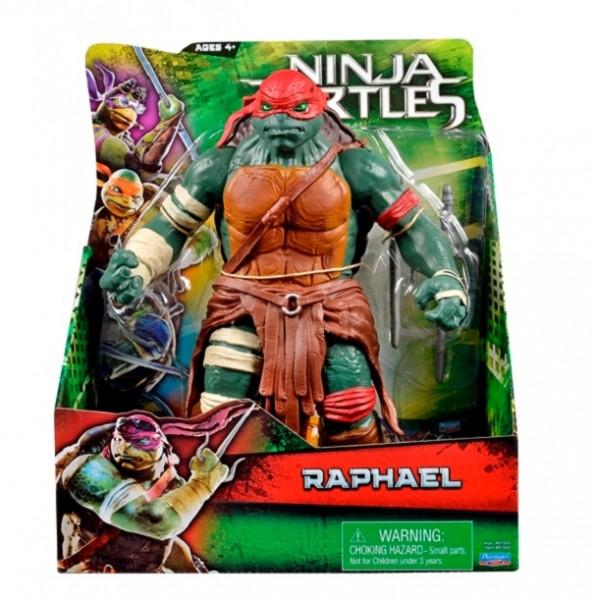 Черепашки Ниндзя Movie Line: Рафаэль 28 см. - Playmates Toys