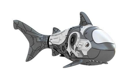 Игрушка РобоРыбка Акула (серая) - Zuru