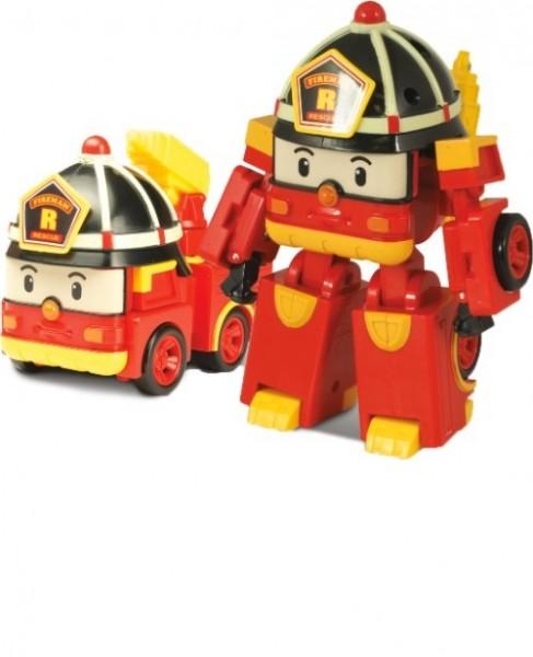 Робокар Поли: мини-Трансформер Рой 7,5 см - Silverlit