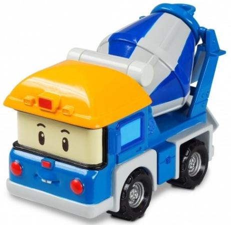 Робокар Поли: Металлическая машинка Майки 6 см – Silverlit