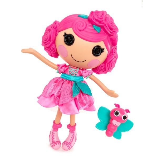 Лалалупси: Кукла Розочка - MGA