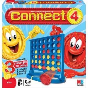 Развивающая игра Собери четверку - Hasbro