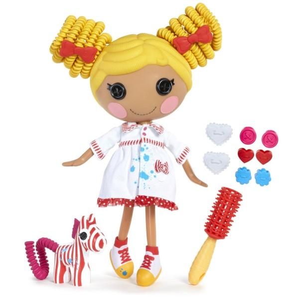 Лалалупси: Кукла Забавные пружинки Художница - MGA