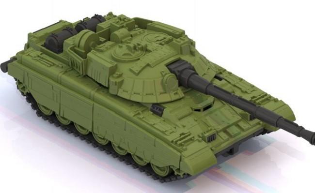 Игрушечный танк Барс - Нордпласт