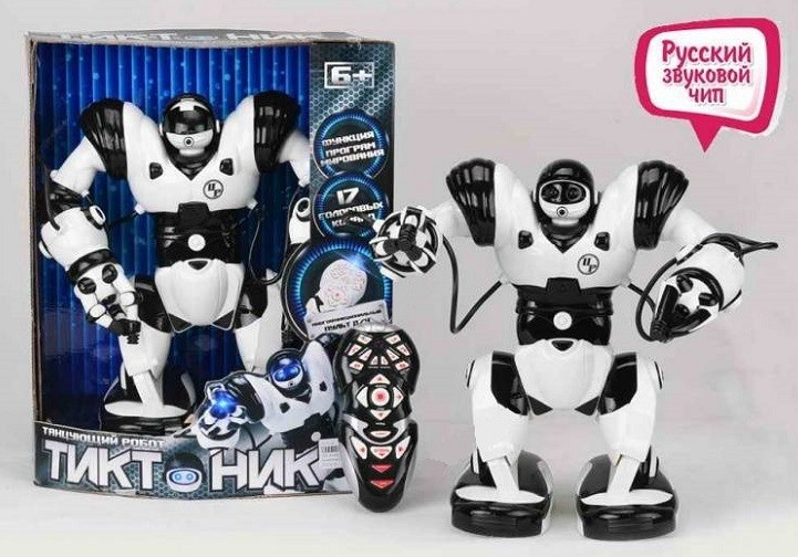 Игрушка Танцующий робот Тиктоник - Carnival