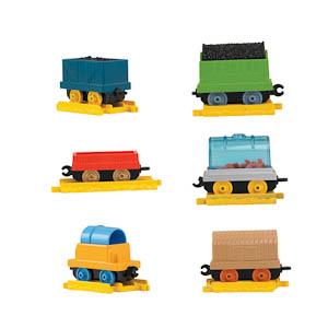 Томас и Друзья COLLECTIBLE RAILWAY: Грузовой прицеп в ассортименте - Mattel