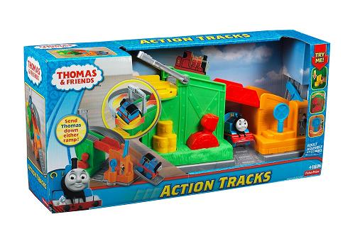 Томас и Друзья: Набор с железной дорогой - Fisher-Price