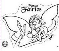 Уменьшалки: Праздничный набор Манга волшебницы 3 - Wizard Limited