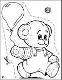 Уменьшалки: Праздничный набор Медвежата 2 - Wizard Limited