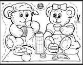 Уменьшалки: Праздничный набор Медвежата 3 - Wizard Limited