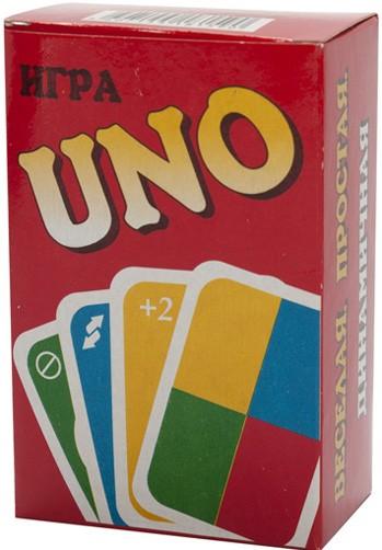 Настольная карточная игра УНО (UaNdO) - «Задира»