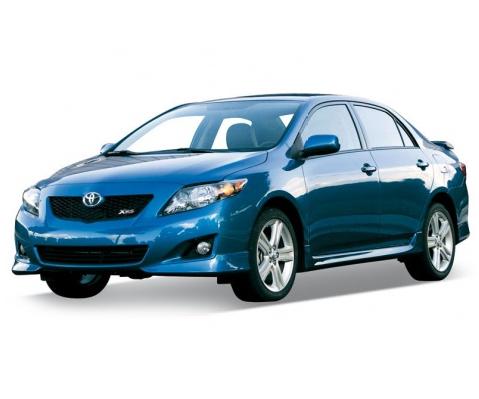 Модель машины Toyota Corolla - Welly