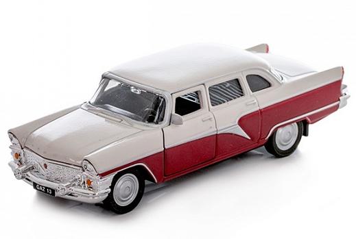 Модель машины GAZ 13 Чайка - Welly