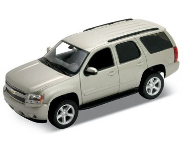 Модель машины Chevrolet Tahoe - Welly