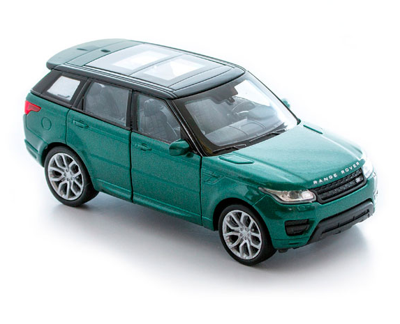 Модель машины Land Rover Range Rover Sport - Welly