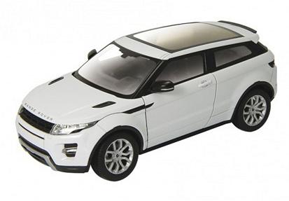 Модель машины Range Rover Evoque - Welly