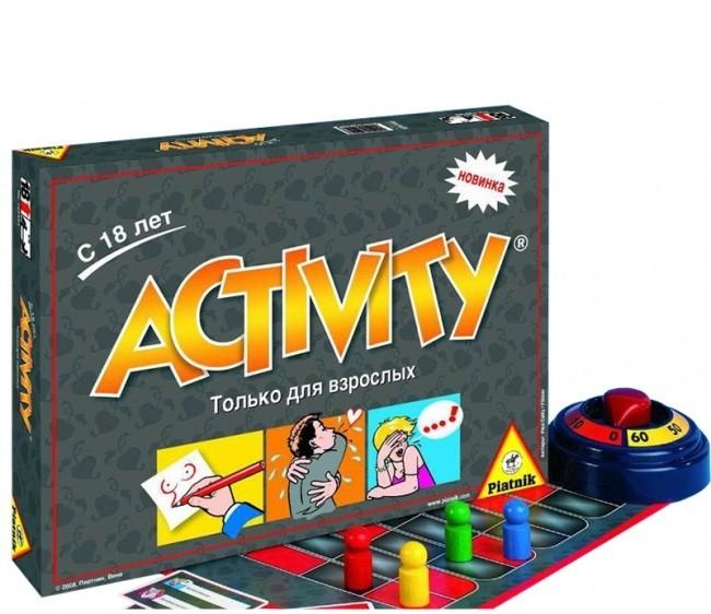 Настольная игра: Активити (Activity), для взрослых - Piatnik