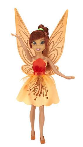 Феи: Кукла 23 см Классическая Серия Фауна - Jakks pacific