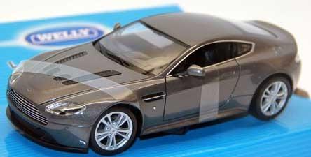 Модель машины Aston Martin V12 Vantage - Welly
