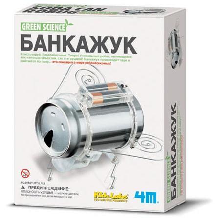Научный конструктор: БанкаЖук - 4M
