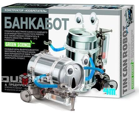 Научный конструктор: Банкабот - 4M