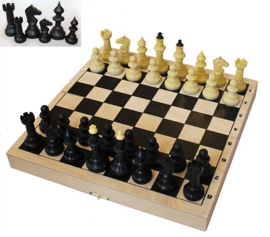 Шахматы Айвенго с доской