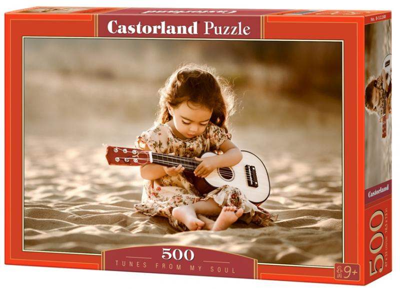 Пазл: Мелодия души, 500 элементов - Castorland