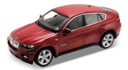 Модель машины BMW X6 - Welly
