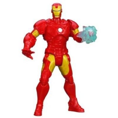 Marvel: Боевая фигурка Мстителя - Железный человек ARC STRIKE