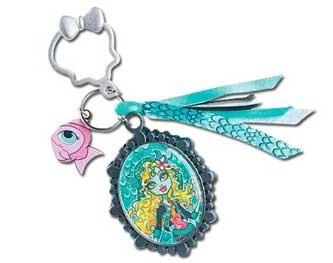 Monster High: Брелок Лагуна Блю - Mattel