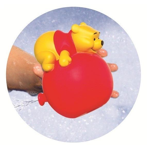Игрушка для купания: Брызгалка Герои Винии Пуха, Винни - TOMY