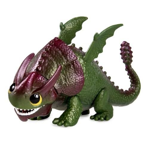 Dragons: маленькая фигурка дракона Череподробитель Skullcrusher - Spin Master