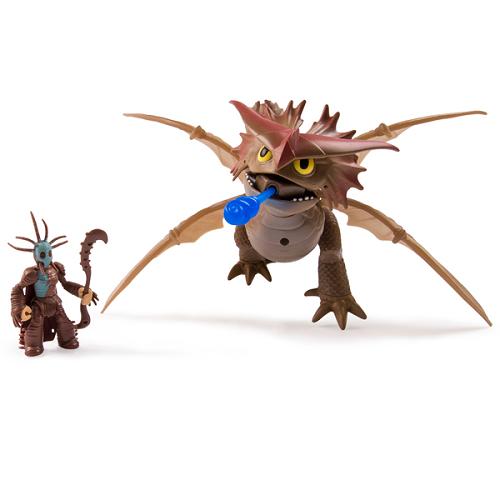 Dragons: Большой дракон и всадник – Spin master