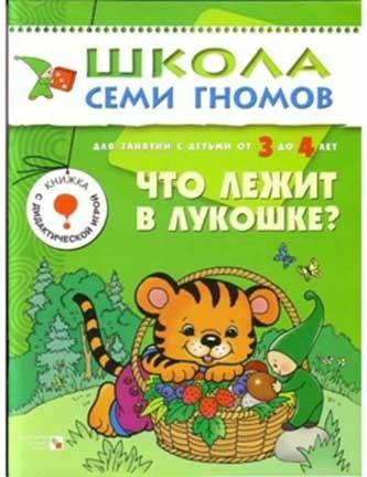 ШСГ: 4 год обучения: Что лежит в лукошке? - Мозаика-Синтез
