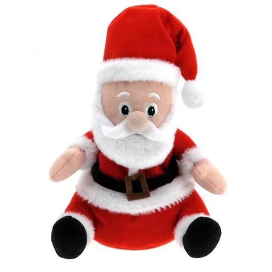 Игрушка-повторюшка: Дед Мороз - Woody o time