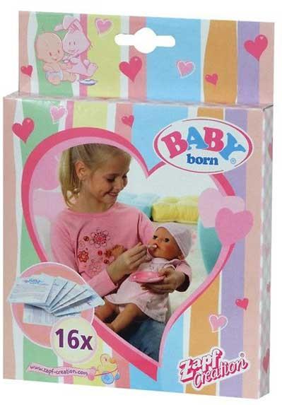 Baby Born: Детское питание - Zapf Creation