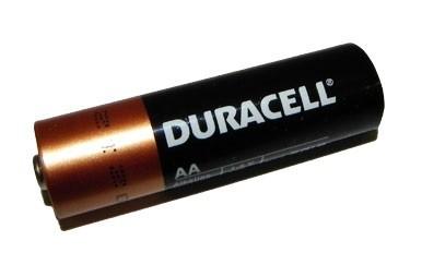 Батарейка Дюраселл R6 АА (пальчиковая)