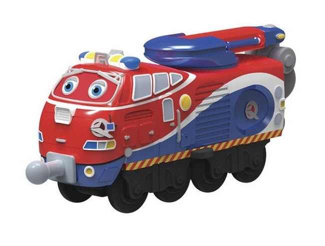 Chuggington: Паровозик Джекман, StackTrack-Tomy