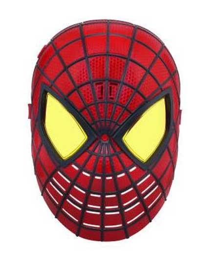 Spiderman - 4: Маска человека-паука электронная
