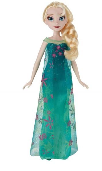 Холодное сердце: Кукла Эльза Холодное Торжество - Hasbro
