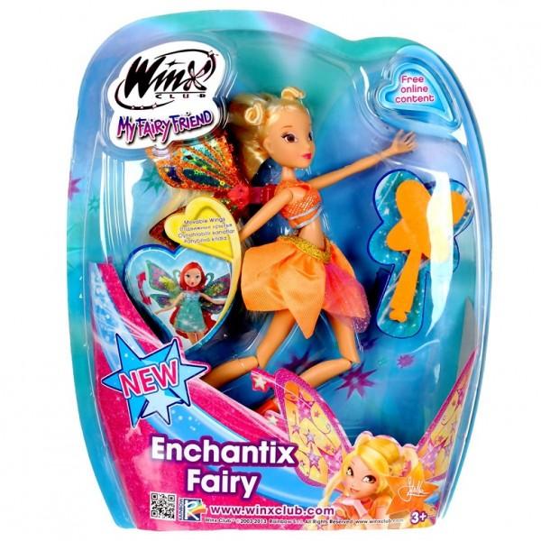 Кукла Стелла Энчантикс Enchantix Fairy – Witty Toys