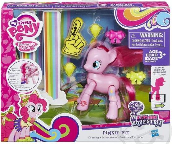 MLP: Мини набор пони с артикуляцией Пинки Пай - Hasbro