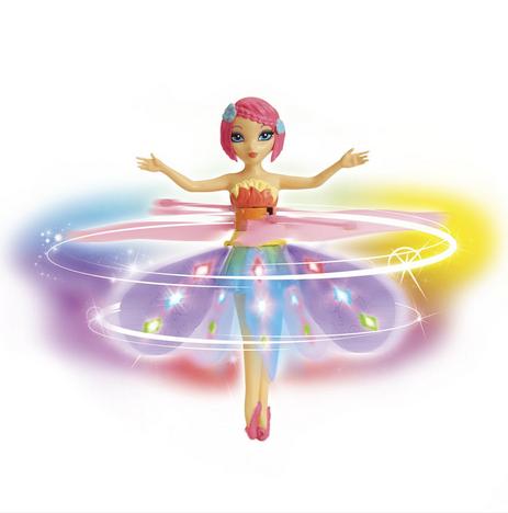 Flying Fairy: Фея с подсветкой, парящая в воздухе - Spin Master