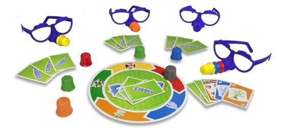 Настольная игра FIBBER (Файбер) - Spin Master