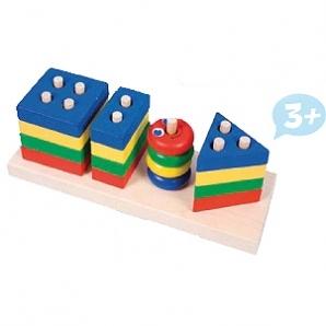 Набор Геометрик - Краснокамская Игрушка