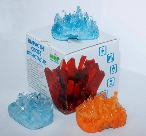 Набор Волшебные кристаллы - малый Хрусталь - КИМИ