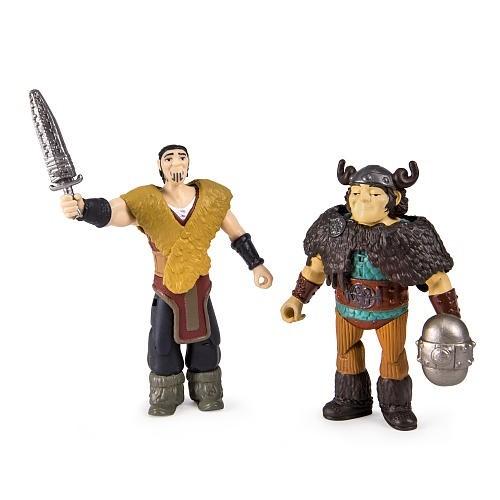 Dragons: Воины-викинги Эрет и Сморкала - Spin Master