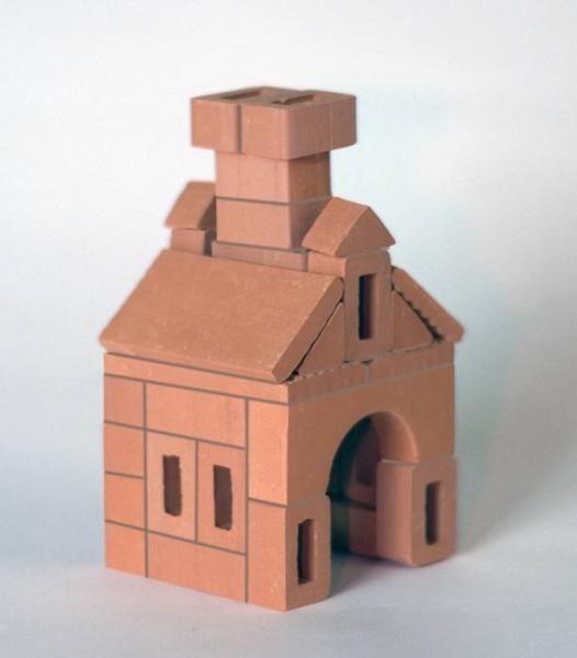 Керамический конструктор: Избушка - Брикник